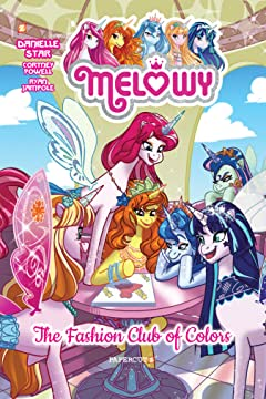 Melowy Vol. 2: The Fashion Club of Colors