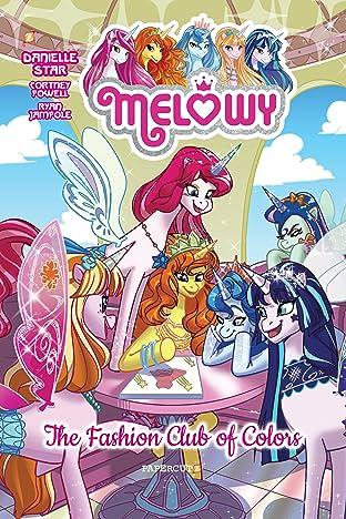 Melowy Vol. 2: The Fashion Club of Colors