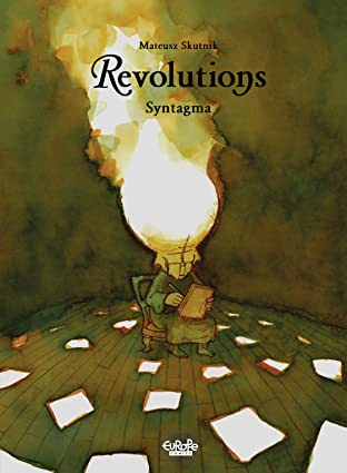 Revolutions Tome 4: Syntagma