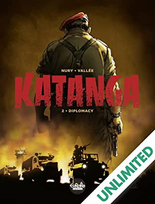 Katanga Vol. 2: Diplomacy