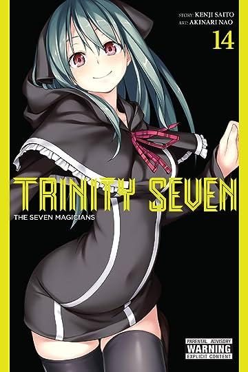 Trinity Seven Vol. 14: The Seven Magicians
