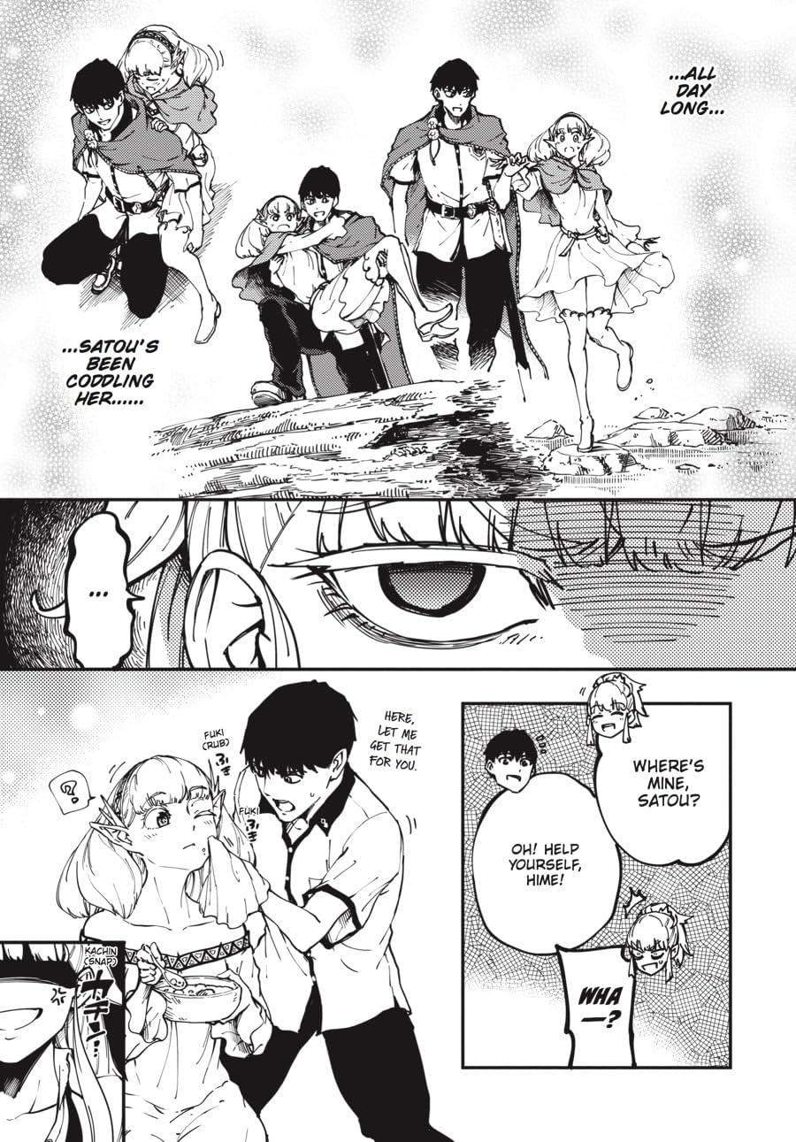 Tales of Wedding Rings Vol. 3