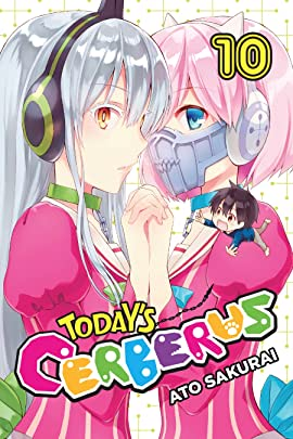 Today's Cerberus Vol. 10
