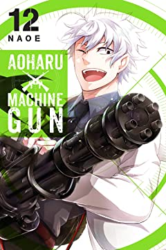 Aoharu X Machinegun Tome 12