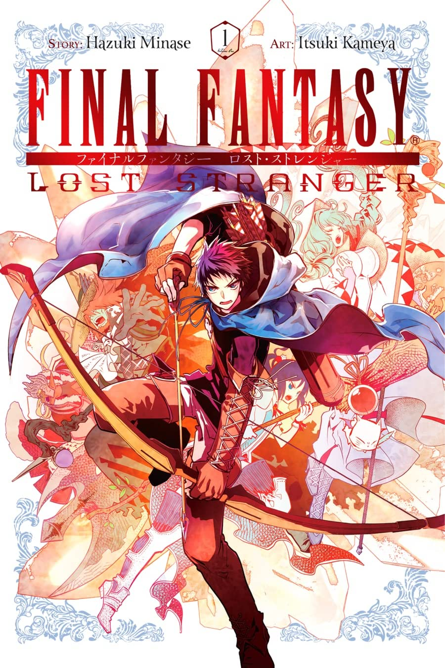 Final Fantasy Lost Stranger Vol. 1