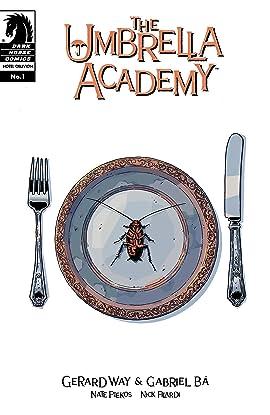 Umbrella Academy: Hotel Oblivion #1