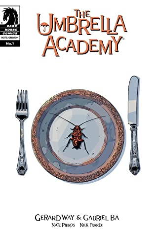 Umbrella Academy: Hotel Oblivion #1