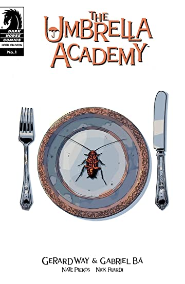 Umbrella Academy: Hotel Oblivion No.1
