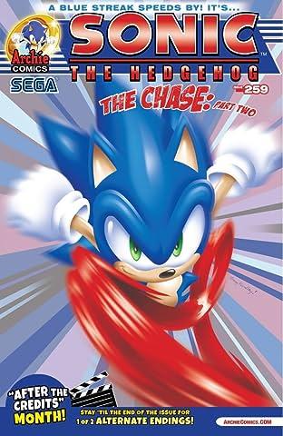 Sonic the Hedgehog #259