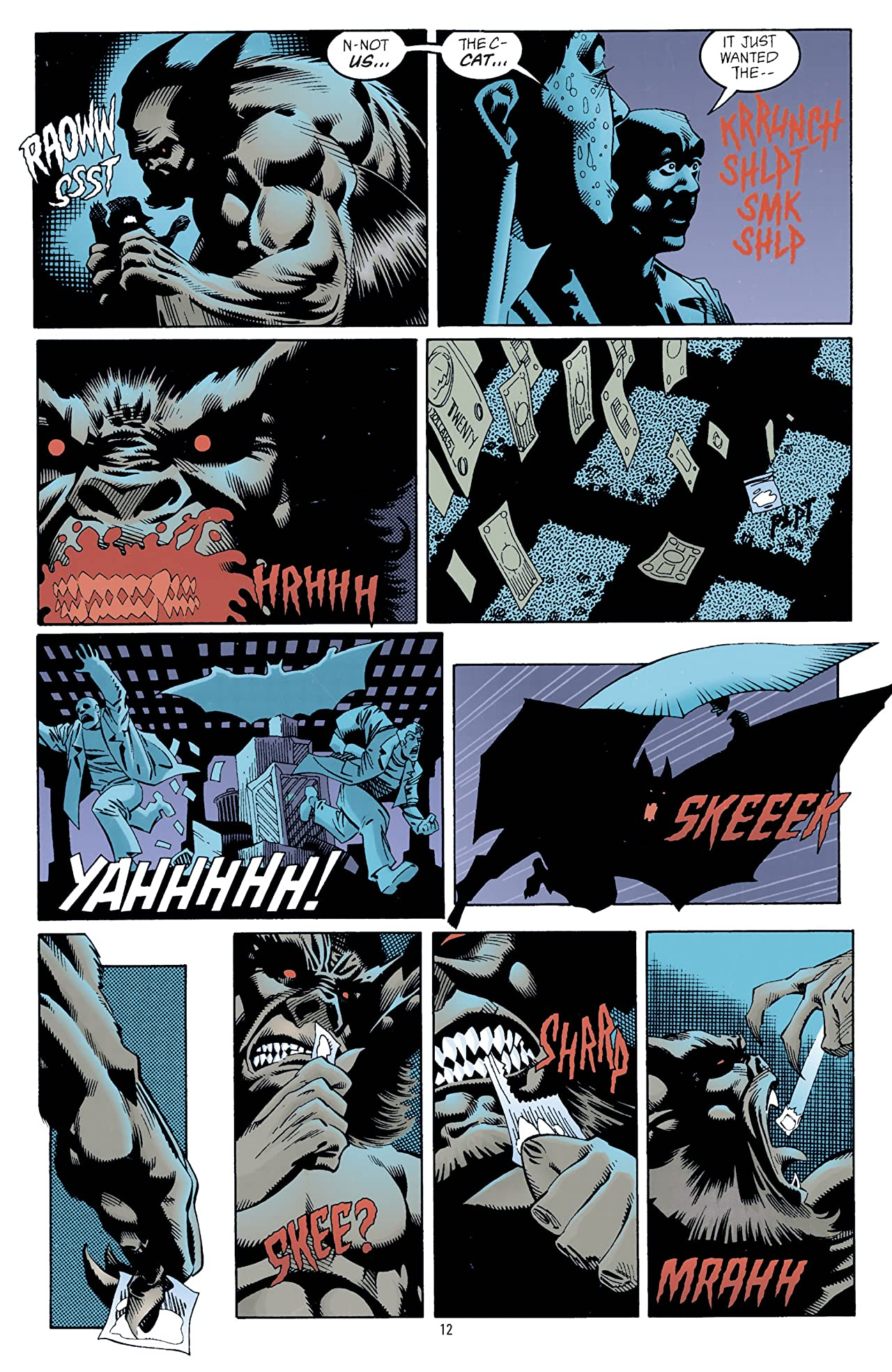 Batman by Doug Moench & Kelley Jones  Vol. 2