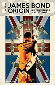 James Bond Origin (2018-) #1