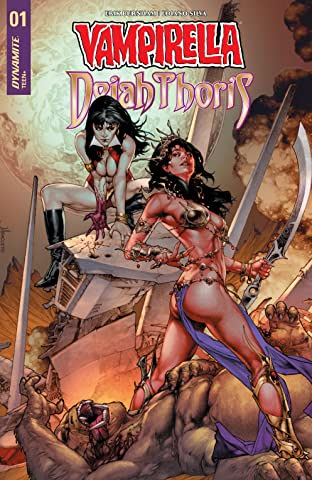 Vampirella/Dejah Thoris No.1