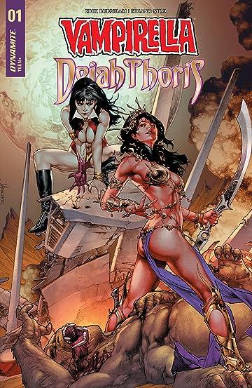 Vampirella/Dejah Thoris #1