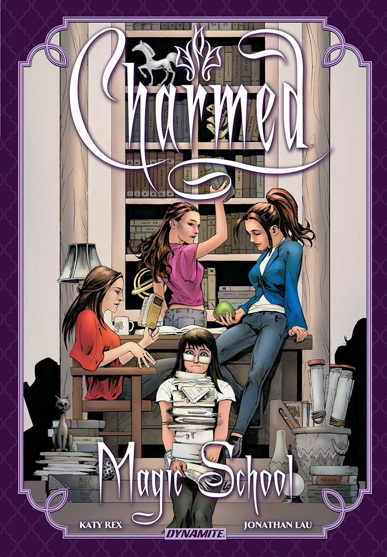 Charmed: Magic School Manga