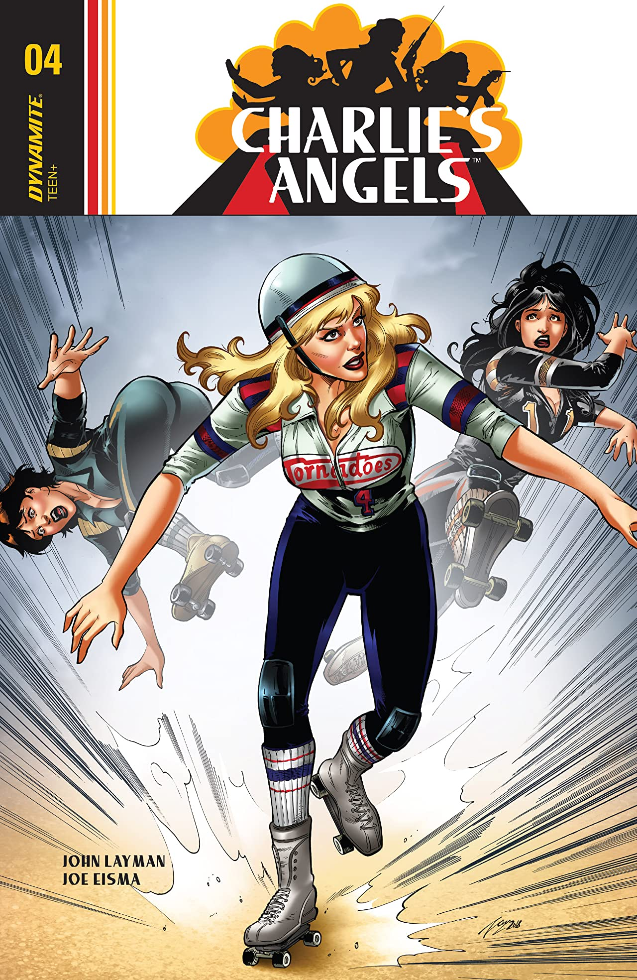 Charlie's Angels #4