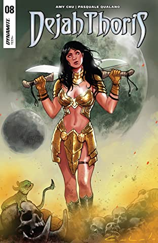 Dejah Thoris Vol. 4 #8