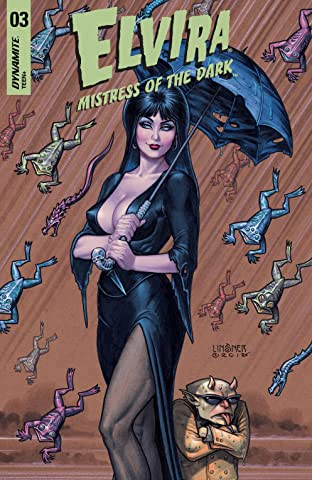 Elvira: Mistress Of The Dark No.3