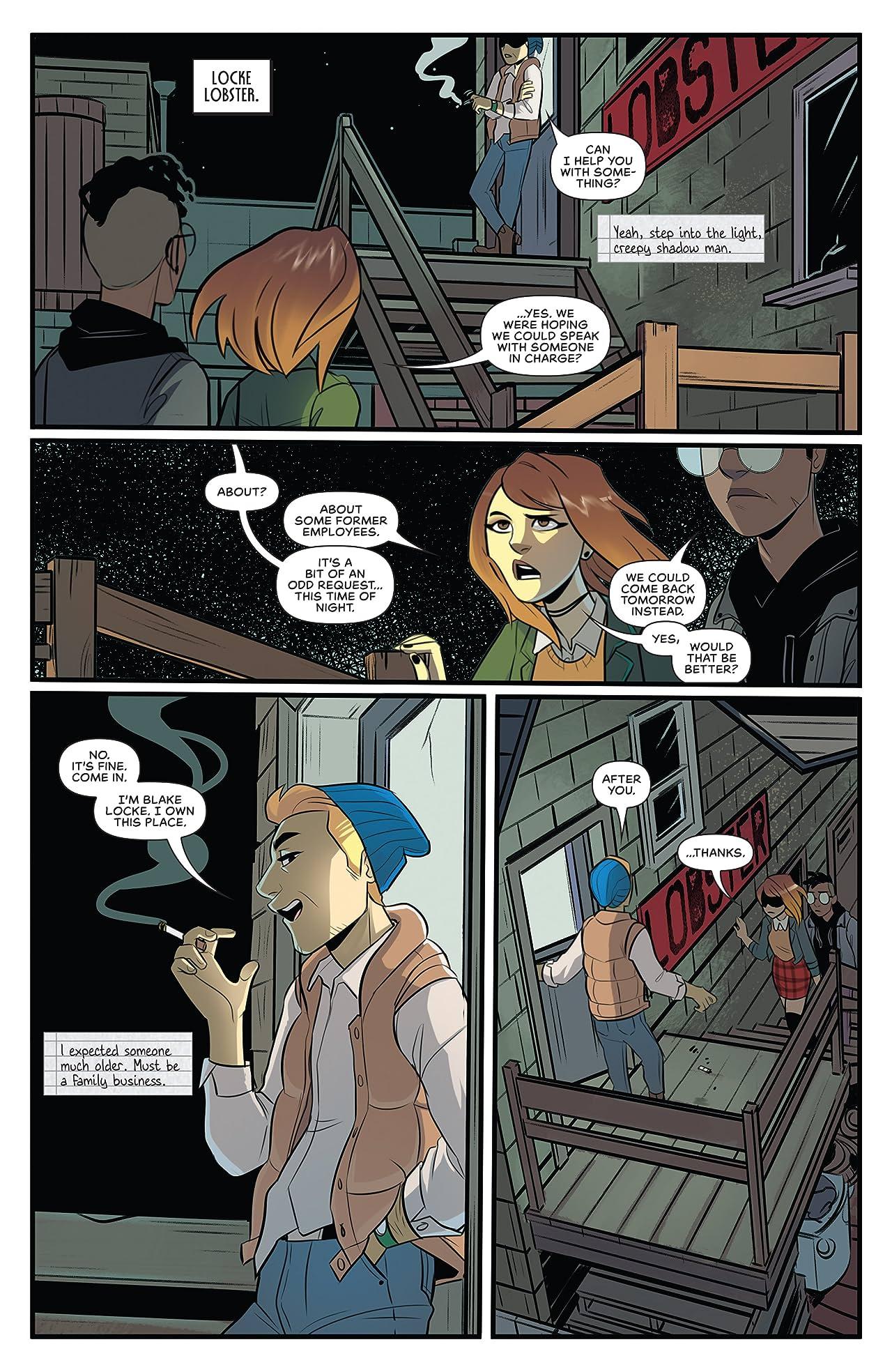 Nancy Drew #4