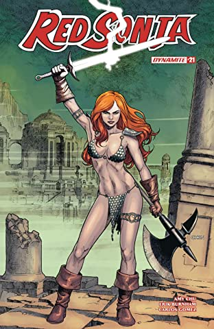 Red Sonja Vol. 4 #21
