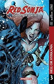 Red Sonja: Worlds Away Tome 3: Hell Or Hyrkania