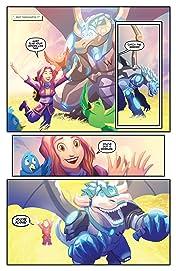 Robots Vs. Princesses #2