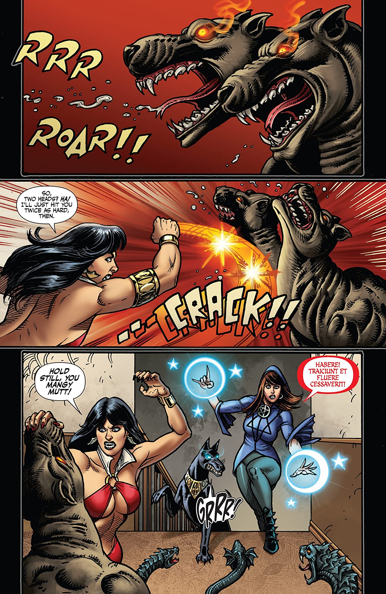 Vampirella: Roses For The Dead #4