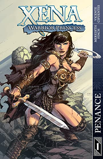 Xena Tome 1: Pennance
