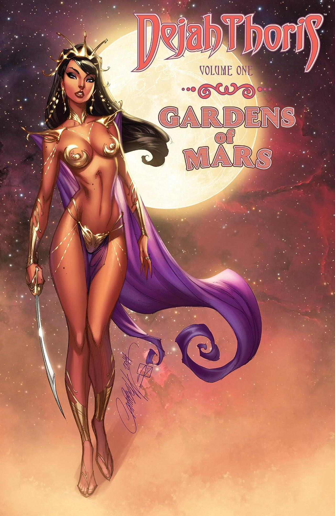 Dejah Thoris Vol. 1: The Garden of Mars