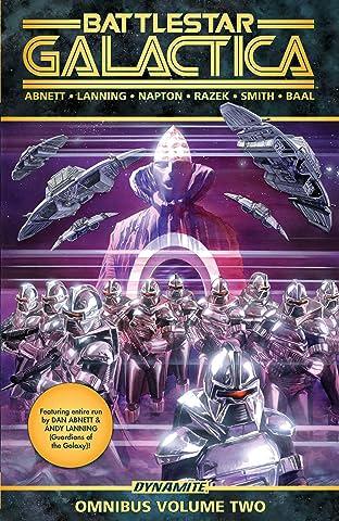 Battlestar Galactica: Classic Omnibus Tome 2