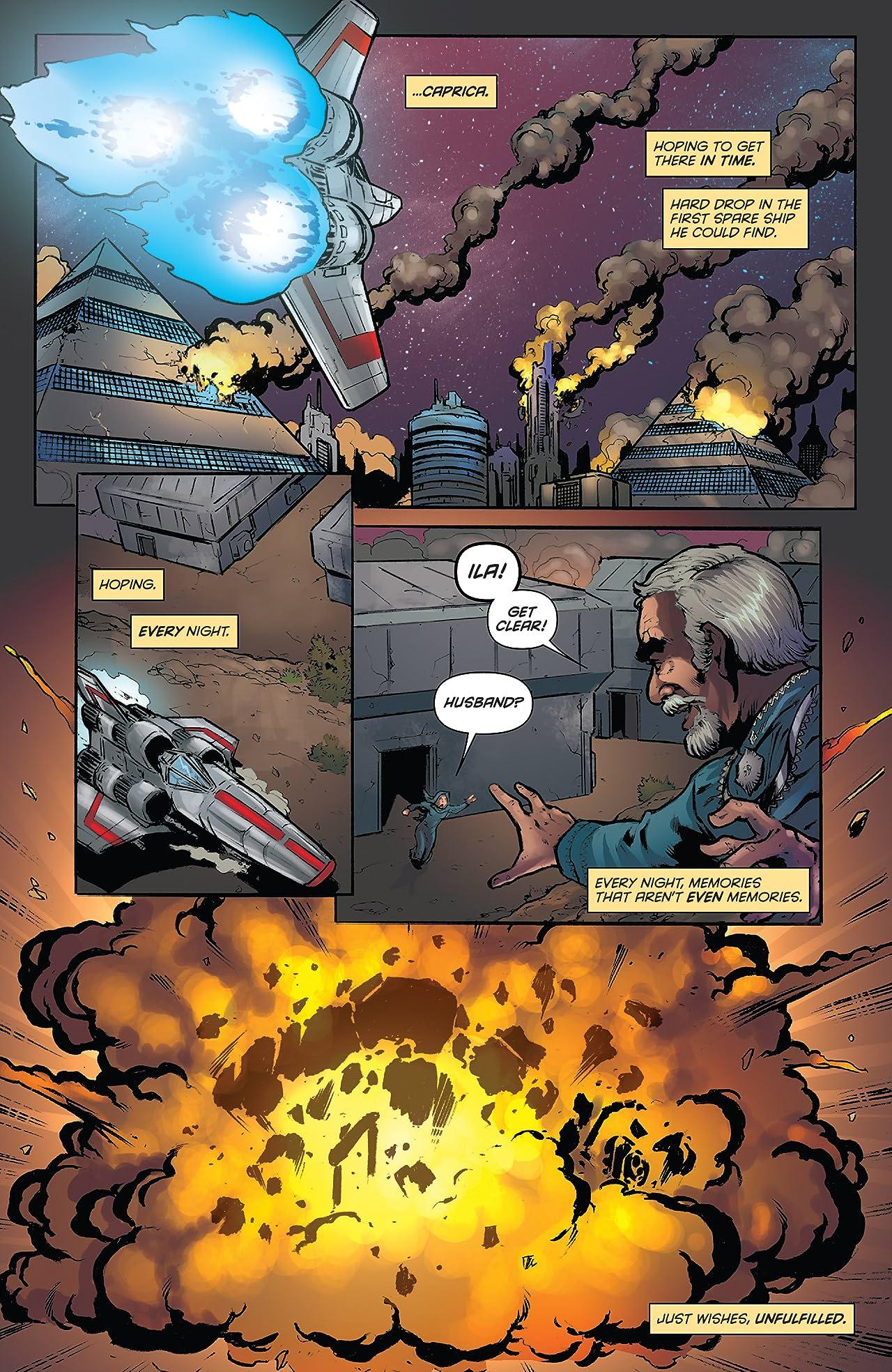Battlestar Galactica: Classic Omnibus Vol. 2