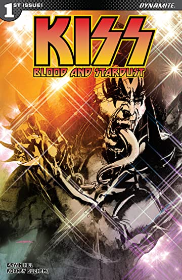 Kiss: Blood And Stardust #1
