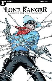 The Lone Ranger Vol. 3 (2018-) #1