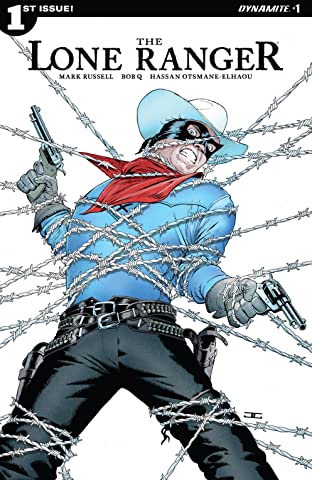 The Lone Ranger Vol. 3 #1