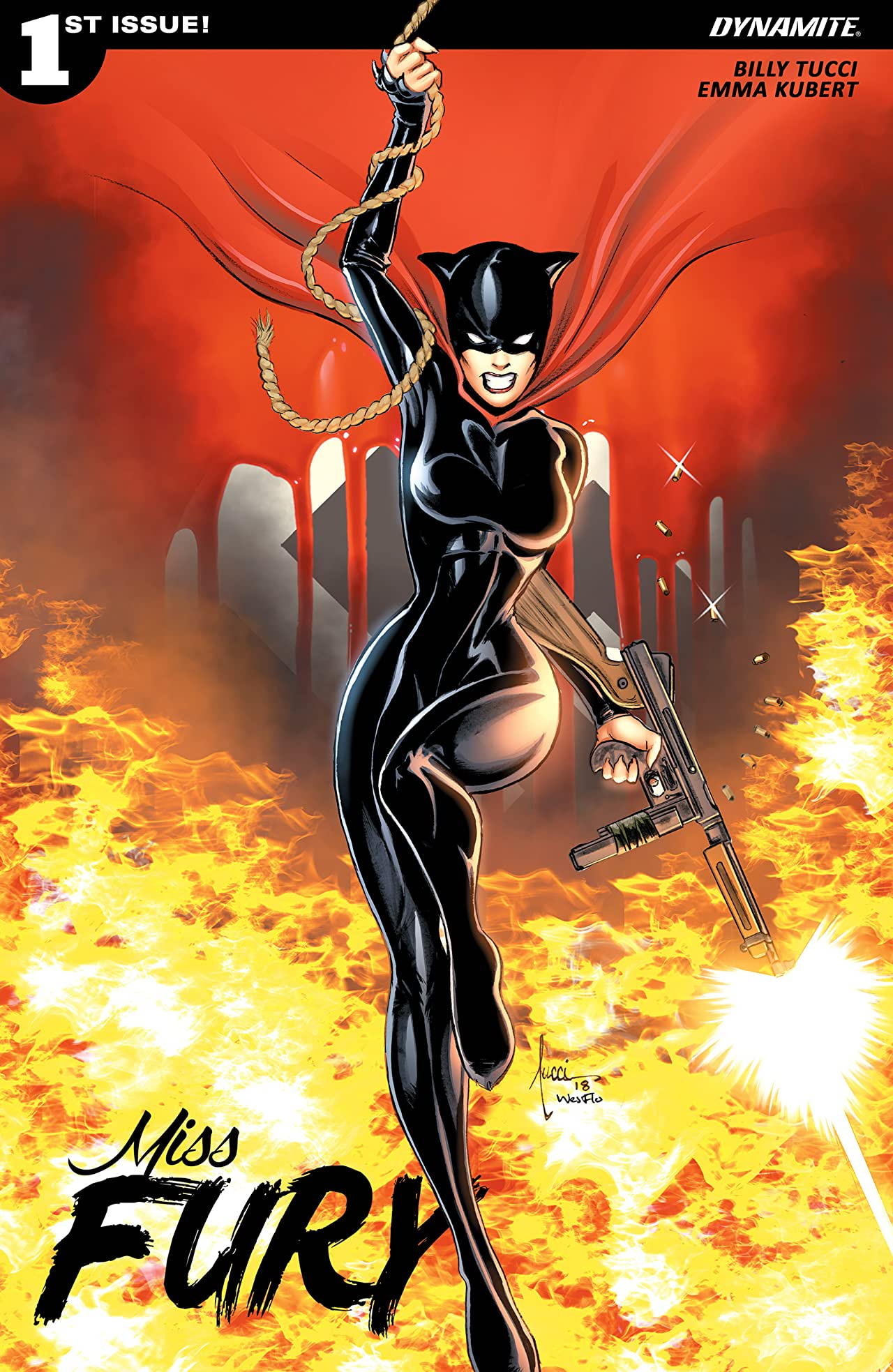 Miss Fury (2018-) No.1