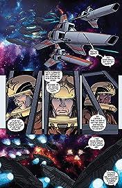 Battlestar Galactica: Classic #0