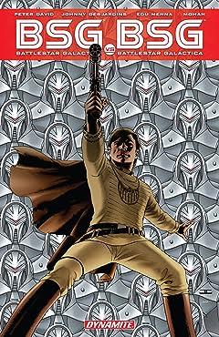 Battlestar Galactica Vs. Battlestar Galactica
