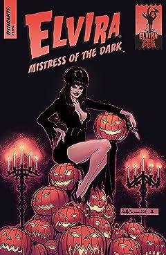 Elvira: Mistress Of The Dark: Spring Special