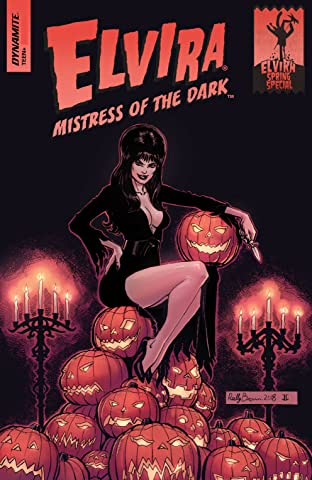 Elvira: Mistress Of The Dark: Spring Special