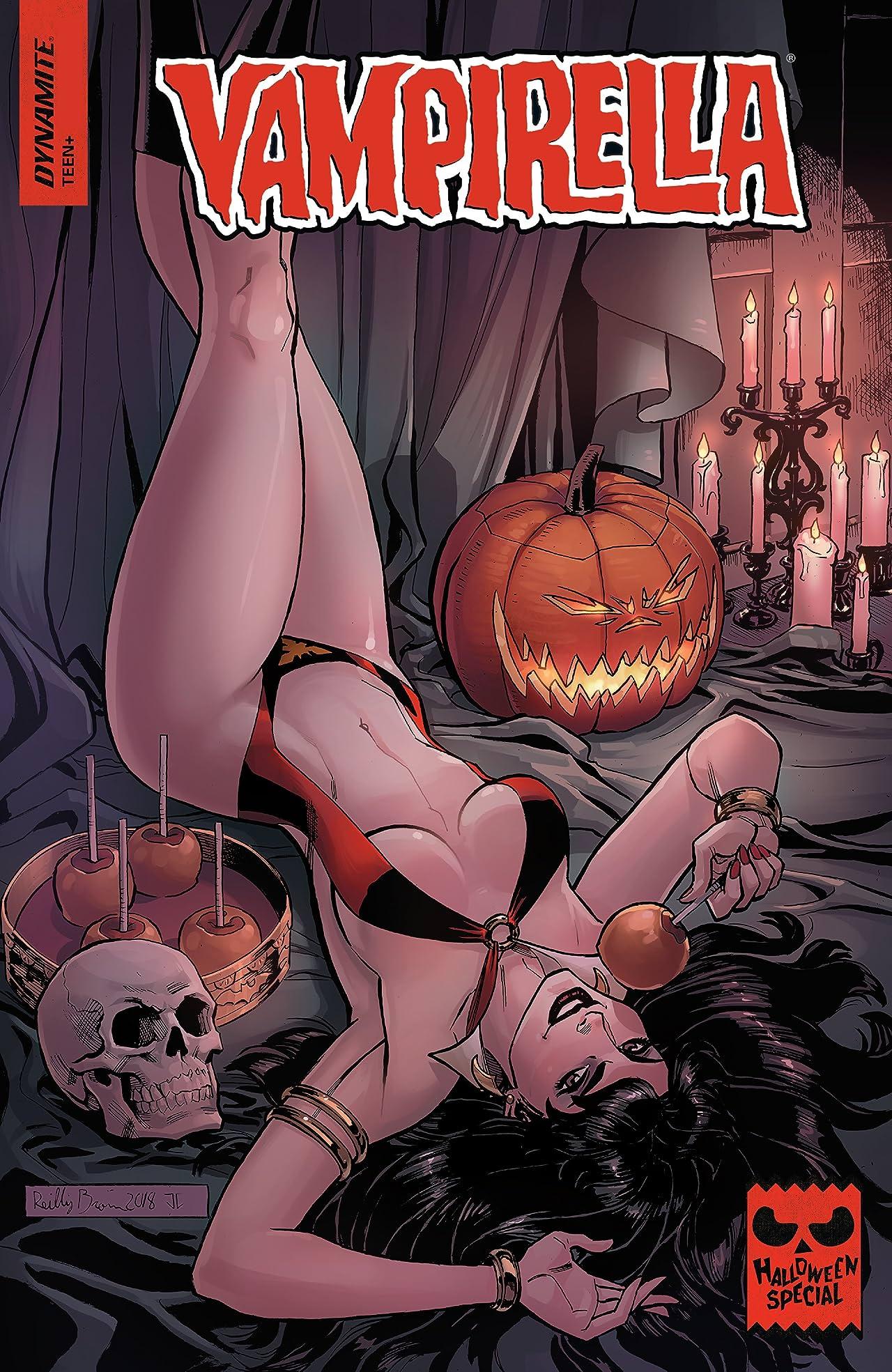 Vampirella: 2018 Halloween Special