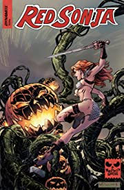 Red Sonja: Halloween Special