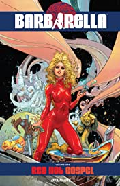 Barbarella Tome 1: Red Hot Gospel