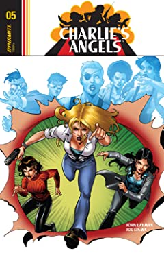 Charlie's Angels #5