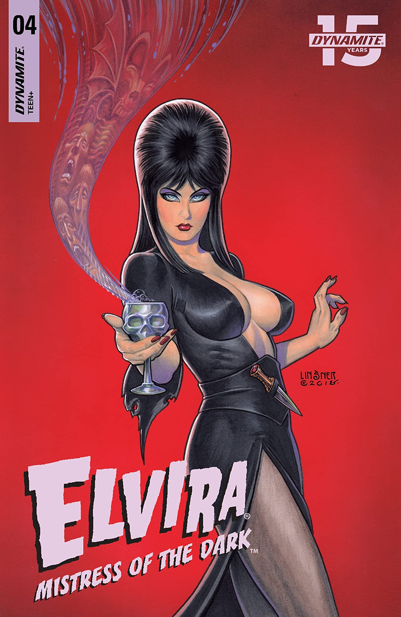 Elvira: Mistress Of The Dark #4