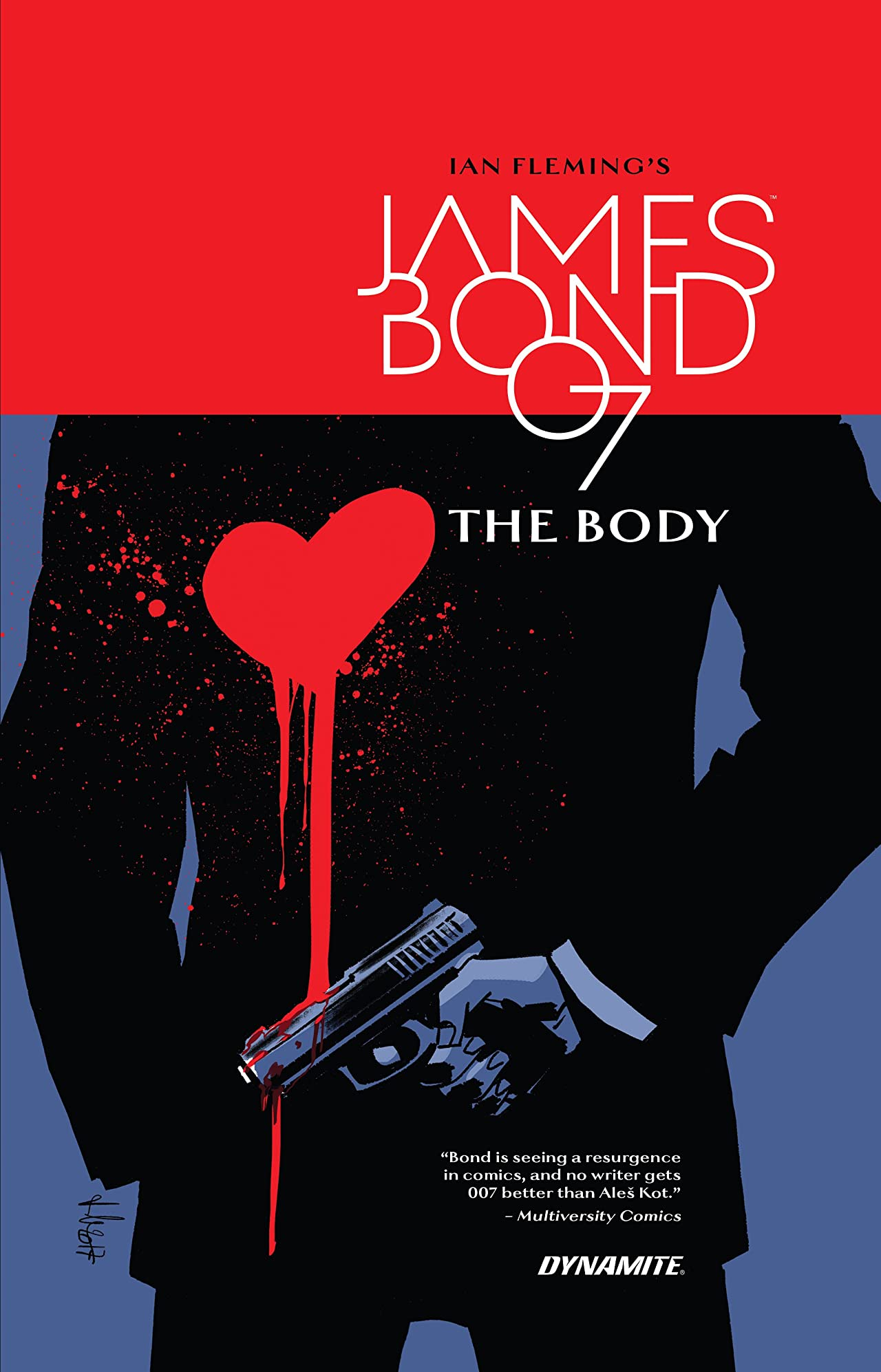 James Bond: The Body (2018) Tome 1