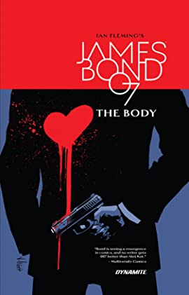 James Bond: The Body (2018) Vol. 1