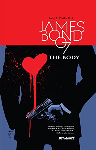 James Bond: The Body (2018) Vol. 1