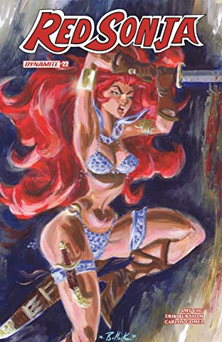 Red Sonja Vol. 4 #22