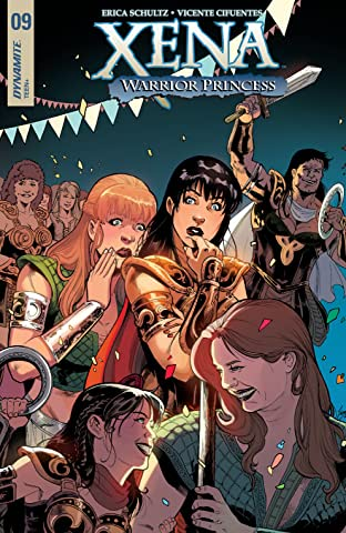 Xena: Warrior Princess Vol. 4 #9