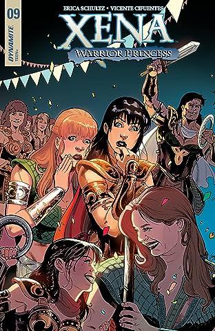Xena: Warrior Princess Vol. 4 No.9