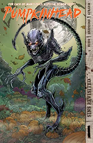Pumpkinhead Tome 1: Sins Revisited